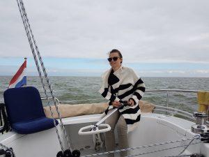 ervaring op het IJsselmeer
